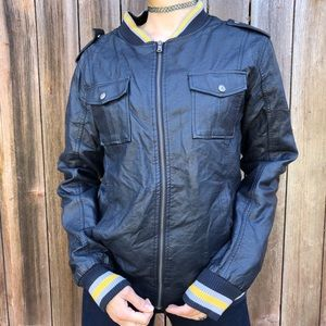 Foreign Exchange Retro Navy jacket